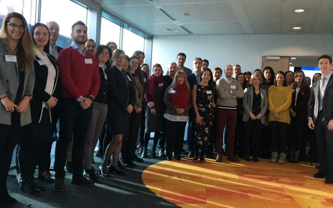 External Kick-off meeting organised by EASME