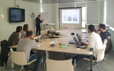 Consortium progress meeting of DEMO-BLUESMARTFEED Project